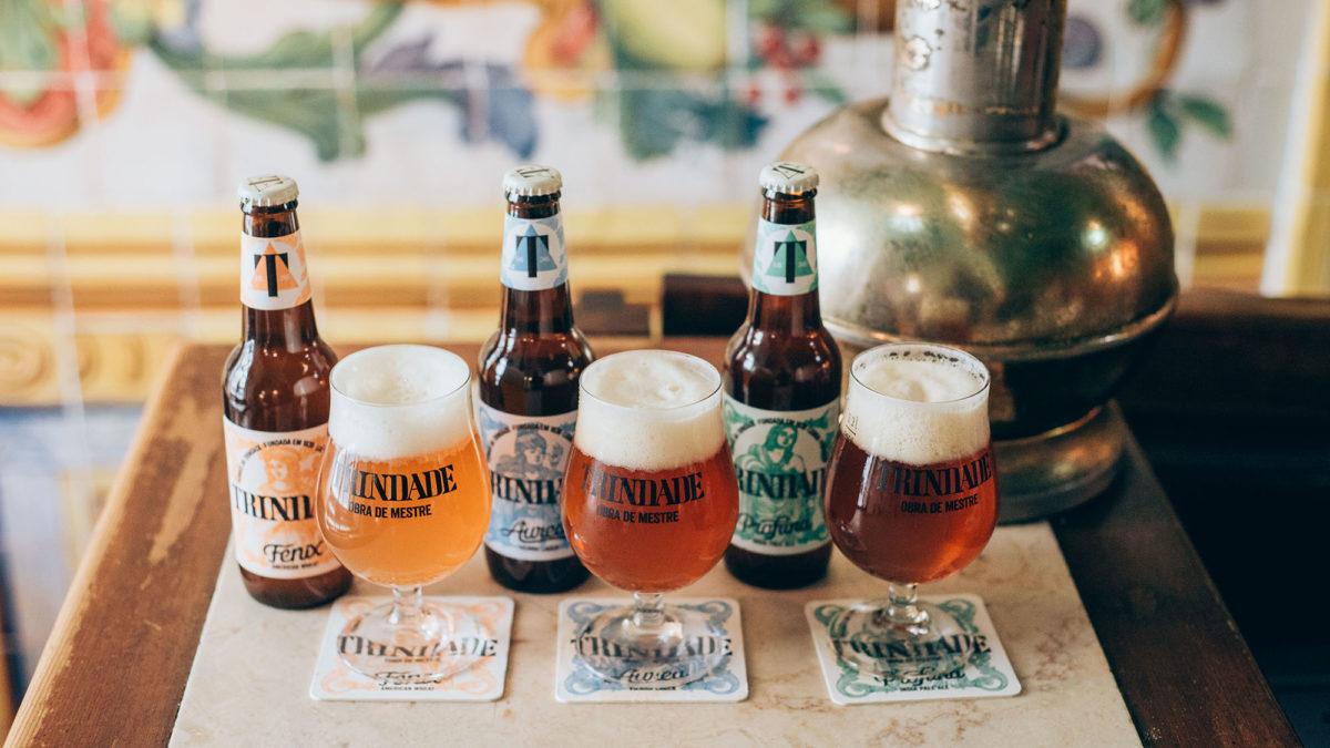Jantar cervejeiro no Faz Figura