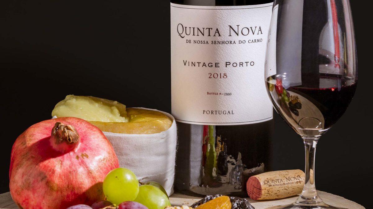 Quinta Nova Vintage Porto 2018