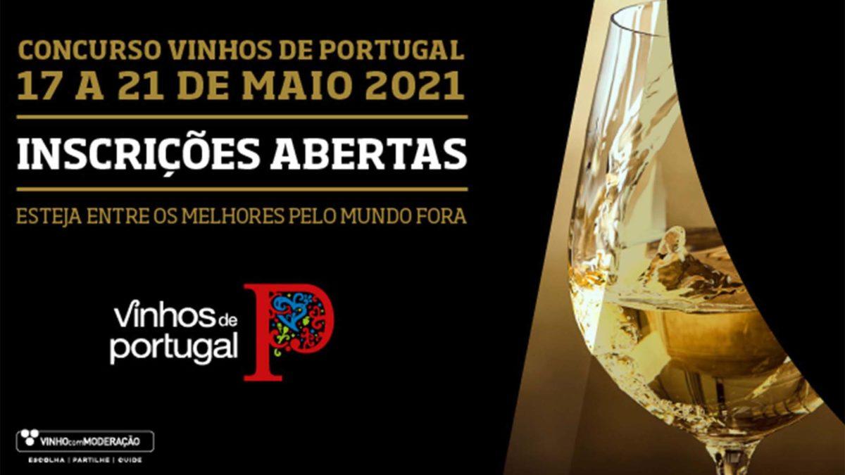 Concurso Vinhos de Portugal 2021 reagendado para Maio