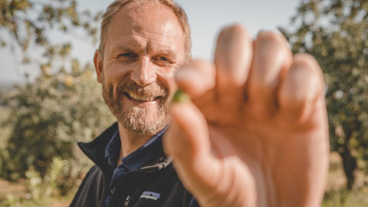 Entrevista a Morten Toft Bech, fundador da Meatless Farm