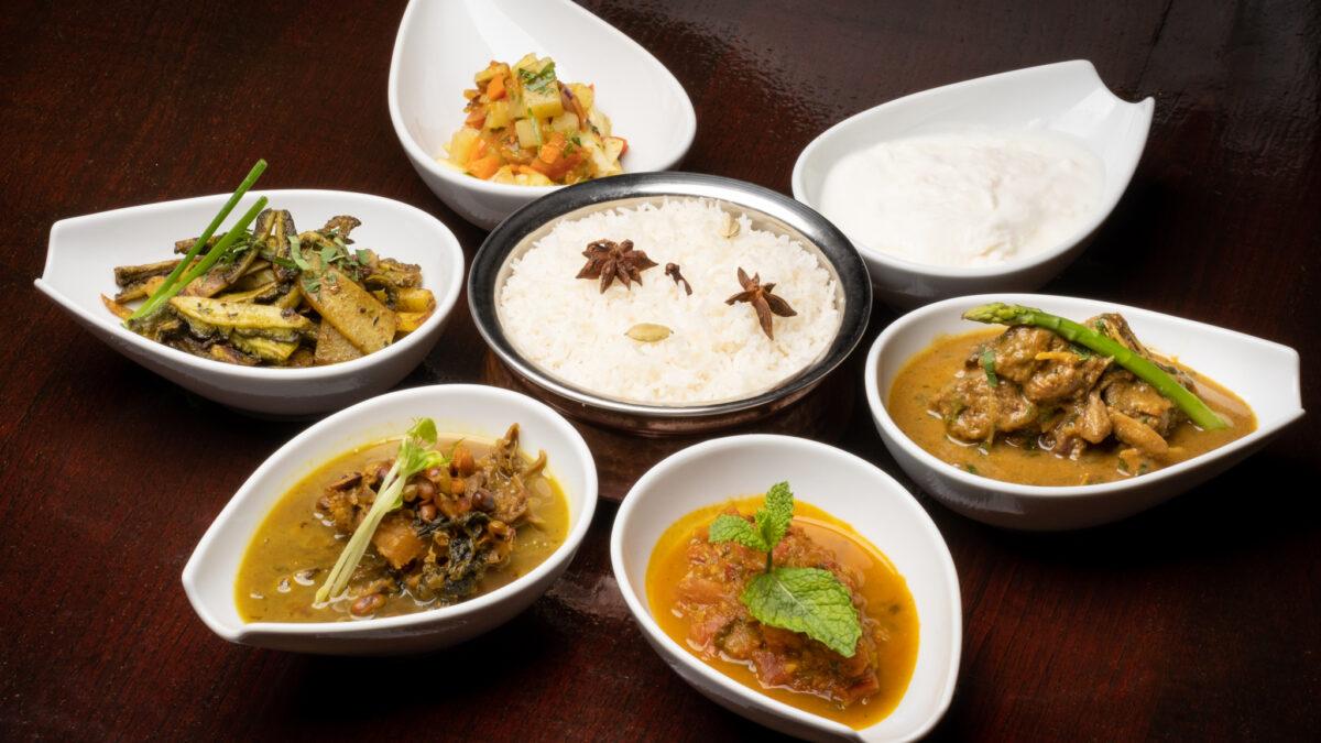 Chef Tanka Sapkota renova ementa da Casa Nepalesa