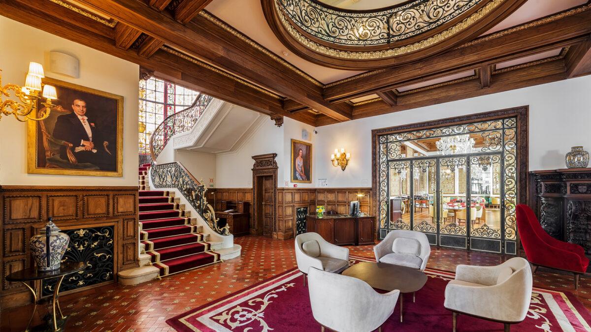 70 anos de história do Hotel Infante Sagres