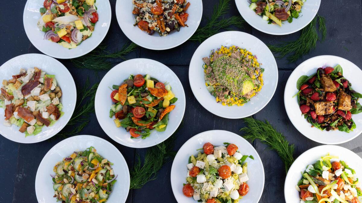 Nova saladas Eric Kayser