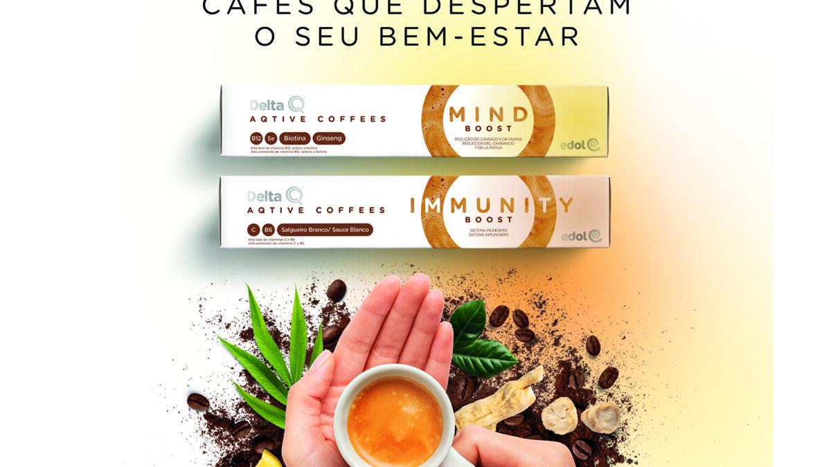 Primeira gama de cafés funcionais no mercado nacional